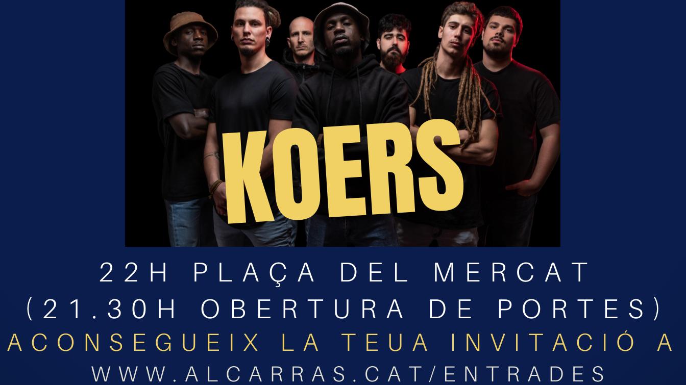 Concert de Koers (nit de Sant Joan)