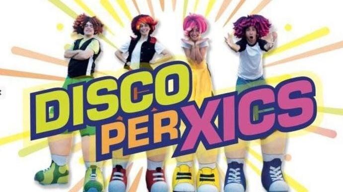 Disco per a xics / Fadunito